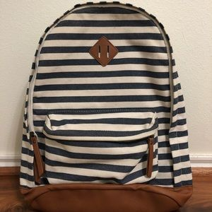 Mossimo Supply Co. Stripped Backpack